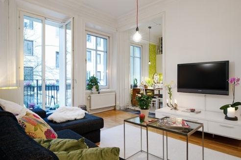 apartament mic de bloc