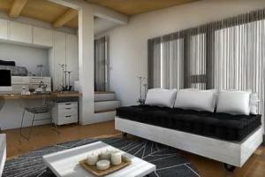 apartament mic modern