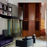 apartament modern barcelona scara interioara