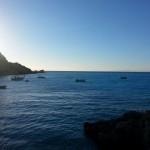 apus de soare plaja Agios Nikitas Lefkada