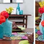 aranjamente flori in sticle