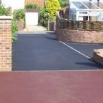 asfalt colorat