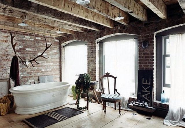 baie amenajata stil scandinav