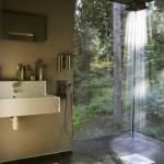 baie moderna minimalista dus turcesc