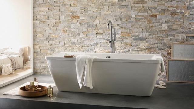 baie moderna piatra naturala