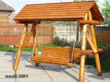 Leagan lemn schita