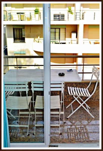 balcon apartament Cannes Franta
