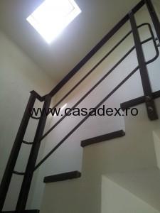 balustrada scara