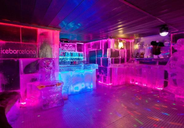 bar de gheata barcelona