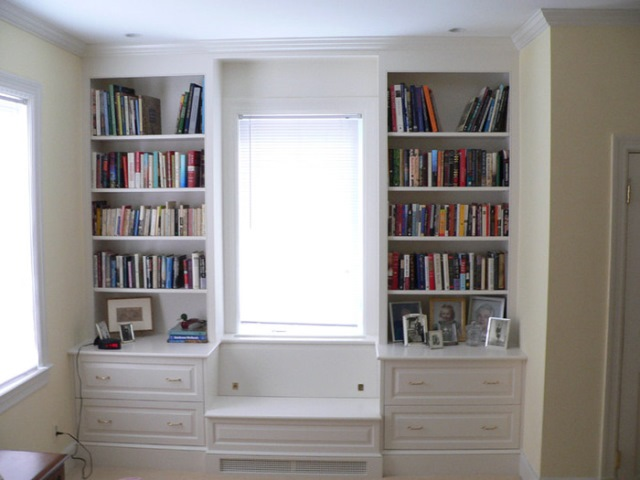 biblioteca fereastra