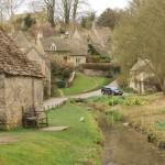 bibury cel mai frumos sat din anglia