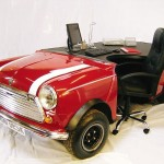 Transforma-ti masina veche intr-o piesa de mobilier cu design unic