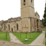 biserica st mary bibury cel mai frumos sat din anglia