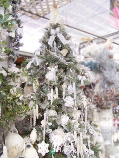 brad ornat alb