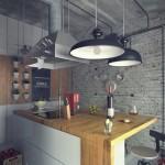 bucatarie design loft