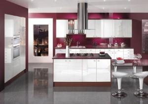bucatarie design modern