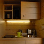 bucatarie mica casuta lemn prefabricata carre d etoiles franta