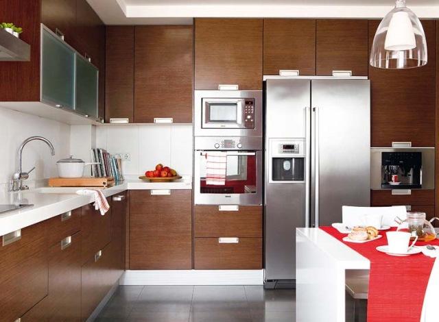 bucatarie moderna forma l apartament