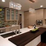 bucatarie moderna ordonata si curata
