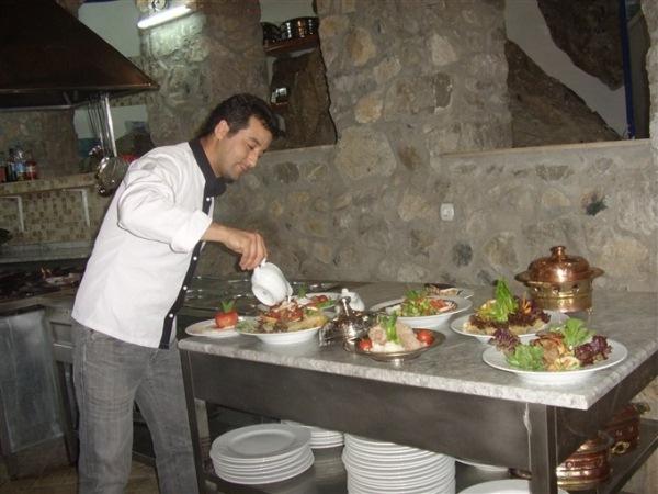 bucatarie restaurant akkaya turcia