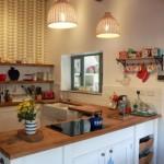 bucatarie stil country casa din garaje transformate