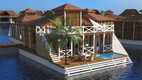 cabana lux insulele maldive