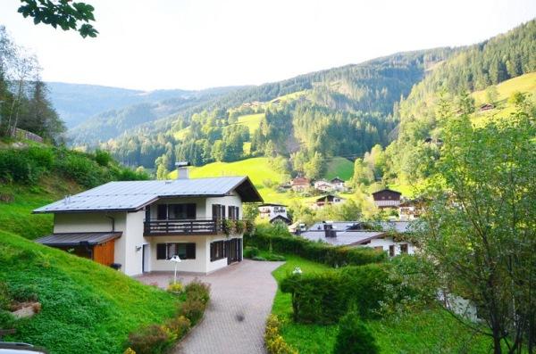 cabana zell am see austria