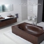 Cada din lemn – un nou trend in materie de obiecte sanitare