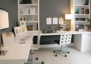 Amenajarea camerei de birou, la tine acasa
