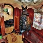 camera cangurului din casa nebuna hotel dalat vietnam