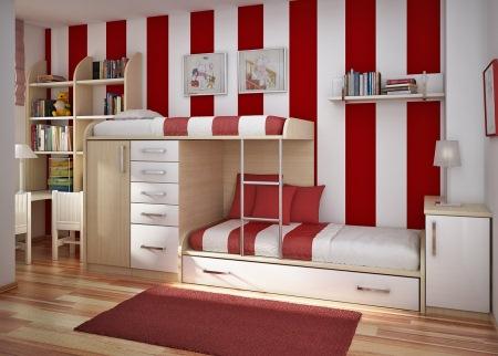camera copii dubla