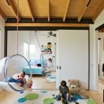 camera copii fotolii balansoar sferice suspendate de tavan