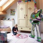 camera de joaca pentru copii amenajata in mansarda