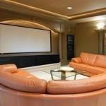 canapea mare mobila sala de cinema acasa