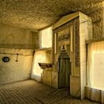 capela interior sat medieval manazan sapat in stanca de calcar taskale turcia