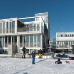 cartier case modulare prefabricate tip container cartier plutitor amsterdam iarna