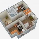 casa 3 plan etaj