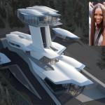 casa Naomi Campbell