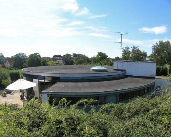 casa circulara danemarca