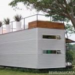 casa de vacanta din container
