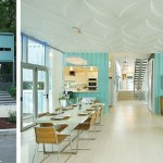casa design industrial modern construita din 5 containere maritime second hand