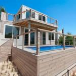 O casa construita din containere maritime valoreaza 1.400.000 dolari