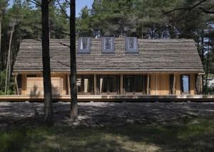 casa ecologica iarba de mare