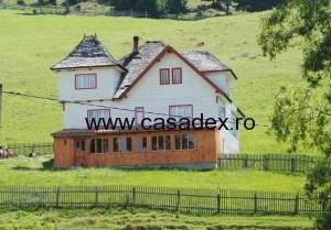 Modele case zona Fundata (Fundatica)