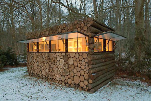 casa lemne