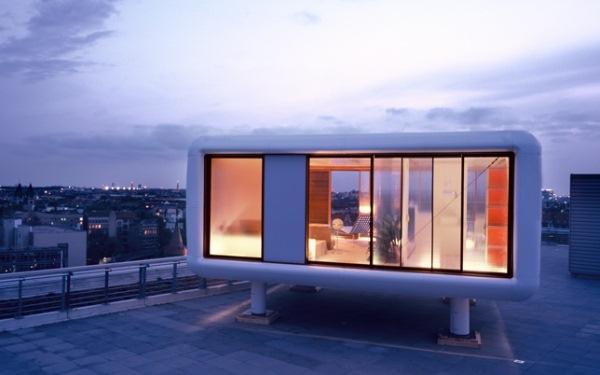 casa modulara fincube