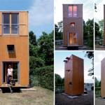 Un proiect de casa modulara mica din lemn – HomeBox