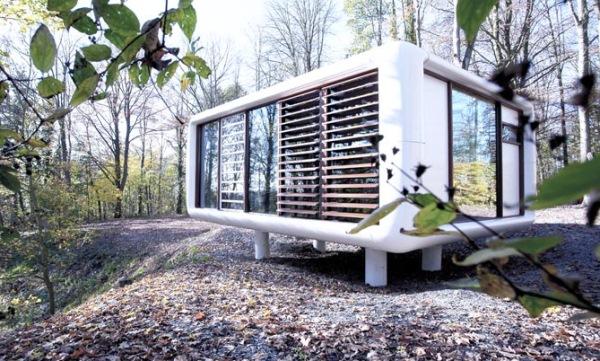casa modulara loftcube