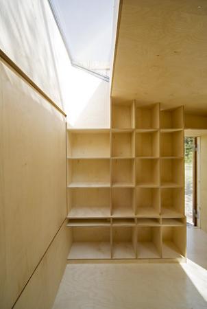 casa prefabricata interior mic