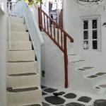 case foarte apropiate pe insula Mykonos